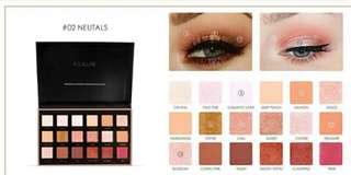 Focallure eyeshadow makeup