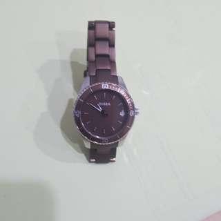 Jam tangan keren merk Fossil
