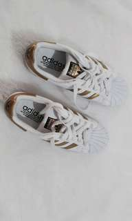 ADIDAS SUPERSTAR GOLD EDITION