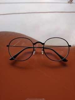 Kacamata korea bulat