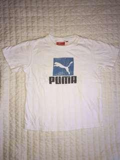 Puma Tshirt 5-6 yrs