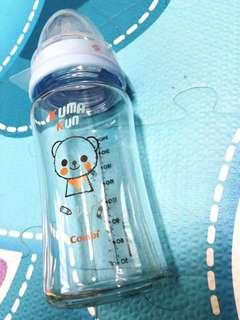 🚚 全新玻璃奶瓶一枚