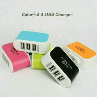 adaptor charge 3 output 3.1A