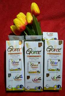 GOREE NIGHT AND DAY CREAM