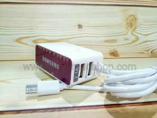 Trave charge samsung 3 output LED