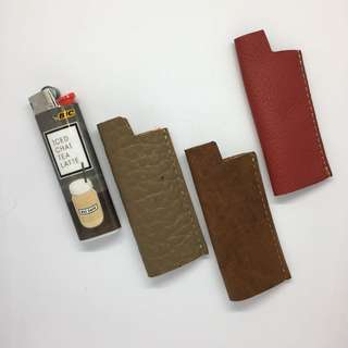 Fino Leatherware case for lighters