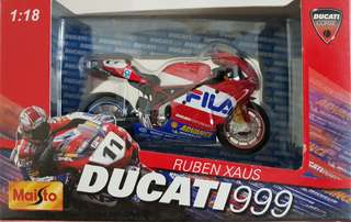 Ruben Xaus Ducati 999