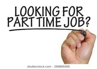 [HIRING] Part Time Job!!!