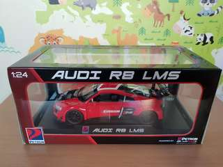 Petron Audi R8 LMS Limited Edition