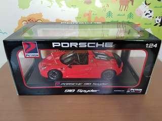 Petron Porsche 918 Spyder
