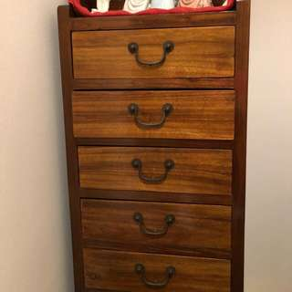 Chest of drawers (tall)