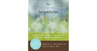 eBook - The Mindfuness Workbook for Addiction by Rebecca E. Williams