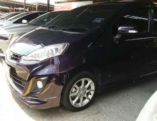 Perodua Alza 1.5EZ (A) REBATE CASH 90%