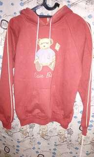 Jaket hoodie fit to M