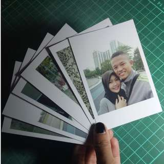 cetak polaroid ukuran medium