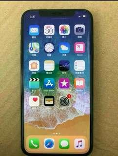 IphoneX/256gb
