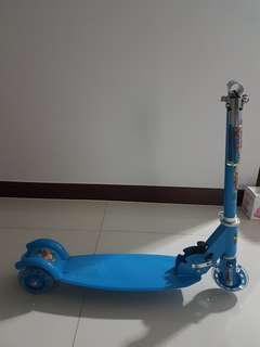 Brand new scooter for toddlers