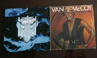 VICE ● VAN MCCOY . second excess / there disco kid. ( buy 1 get 1 free / moving out clearance ) vinyl record