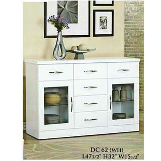 DRAWER CABINET - DC62 WH