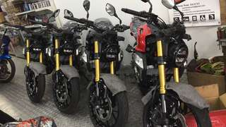 Brand New CB150R ExMotion For Sale