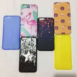 Bundle Preloved Iphone 6plus/6s plus cases