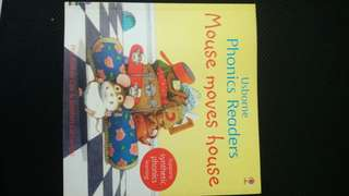 Buku cerita anak usborne phonic readers