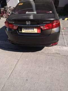 Honda city se 2016 model 20k plus klm. Automatic/nego