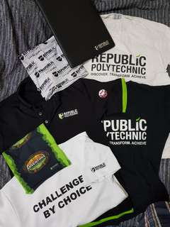 Republic Polytechnic stuff