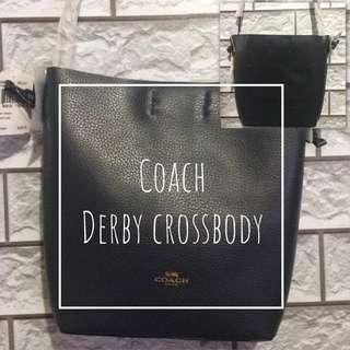 Coach Derby Crossboy