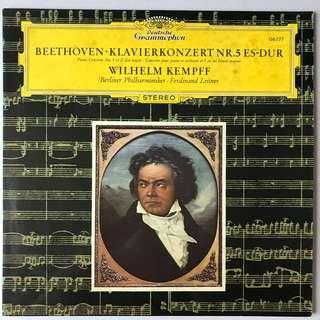 Beethoven Piano Concerto 5 Emperor Kempff DG 138777
