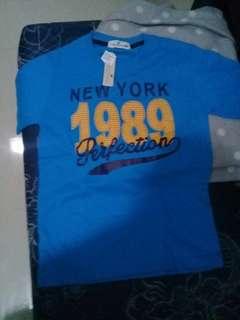 Kaus biru