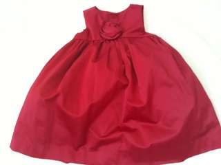 Gymboree Red Dress
