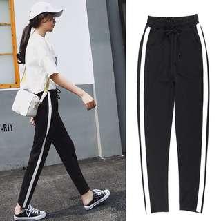 Stripe pants ( PO)
