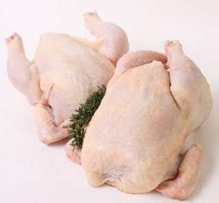 Fresh Organic Chicken