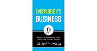 eBook - Everybody's Business by Marta Wilson