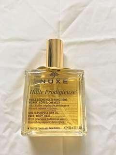 Repriced! Nuxe Huile Prodigieuse Multi-purpose Dry Oil