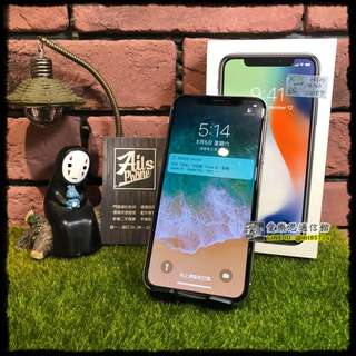 【Ailsphone Store】iPhone X 256G 2018/04/23 剛拆封用不習慣