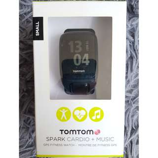 Tom Tom smartwatch Tracker, Fitness watch with Swim, Cardio and Music Functions