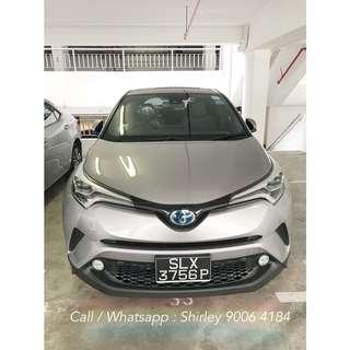 Toyota CHR Hybrid (G Model)