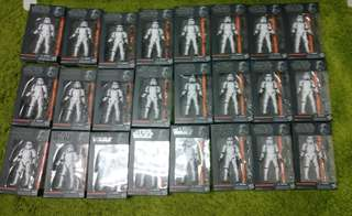 "Black Series 6"" Stormtrooper"