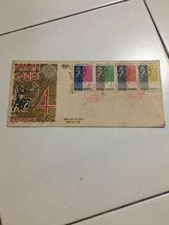Asian games Jakarta 1962