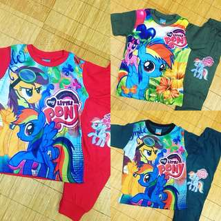 Pyjamas Kids Pony