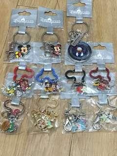 Hong Kong Disney keychain