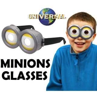 Minions Glasses Universal Studios