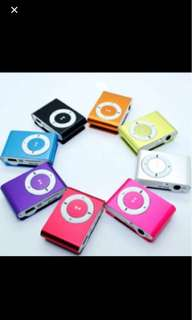 MP3 Player- Sporty and Stylish!