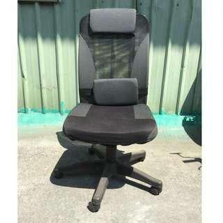 二手辦公椅/二手電腦椅 (附扶手配件須自裝)