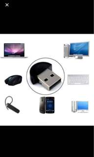 Bluetooth USB Dongle for All Electronic Products!