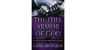 eBook - The Full Armour of God by Larry Stevens