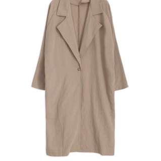 🚚 ✨大降價 薄款風衣外套罩衫