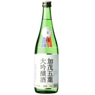 Kamoitsuha Daiginj  加茂五葉大吟釀酒 - 72cl